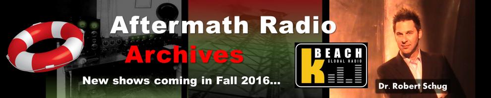 Aftermath Radio Blog